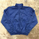 90's NIKE Nylon Jacket NAVY