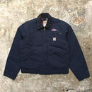 90's Carhartt  Detroit Jacket NAVY