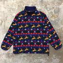 90's L.L.Bean Snap Fleece Shirt