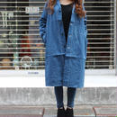 "NAVAL DENIM SHOP COAT ""MUNCHEN"""