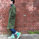 "SELVADGE HERRINGBONE SHOP COAT ""MUNCHEN"""