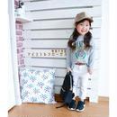送料無料୨୧* 韓国子供服 ✭ カレッジ Tシャツ ✭