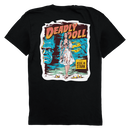 Jesse Jo Stark - deadly doll t-shirt (ブラック)
