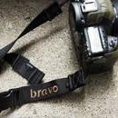 BRAVO - ISO BLOCKⅠ (カメラスストラップ)