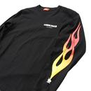 COOKMAN - Long sleeve Tシャツ「FLAMBE」