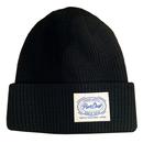 PORKCHOP - KNIT CAP (ブラック)