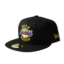 BORN X RAISED - LAKERS FITTED CAP