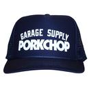 PORKCHOP - PRINT CAP (ネイビー)