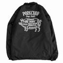 PORKCHOP - BOA COACH JKT (ブラック)