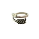 Ring Small Twisted Arrow