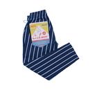 COOK WEAR - Chef Pants キッズ「ストライプ」ネイビー