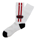 SURF SKATE CAMP - Line Socks WHT