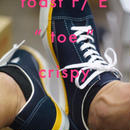 "toast FOOT & EYEWEAR GEAR - ""toe"" crispy (ネイビー)"