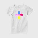 -LOVELY-Tシャツ