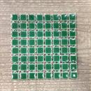 【タイル】マイクロサラ 14 緑