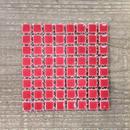 【タイル】マイクロサラ 13 赤