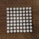 【タイル】プチマルM20-B ホワイト