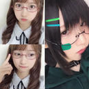 リモコン☆二次元メガネ【丸メタル】