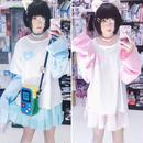 リモコン☆超萌え袖うさくまシャツ