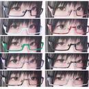 【お取り寄せ】リモコン☆2次元メガネ【しかく】