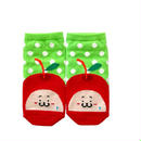Apple-hyoma socks