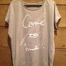 SOLD OUT -Woman- solfa original T-shirt