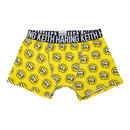 Clothmania x Keith Haring  メンズ ボクサーパンツ(Baby Pattern/Yellow)
