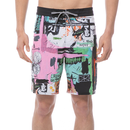 Warhol x Basquiat x Billabong LAB Collection Board Shorts [AI011558]