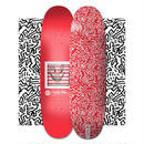 Element × Keith Haring 1990 Deck (9in)