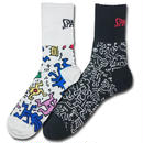 SPALDING × Keith Haring Socks スポルディング キース・へリング ソックス 靴下