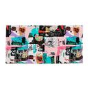 Warhol x Basquiat x Billabong LAB Collection Beach Towel [AI011998]