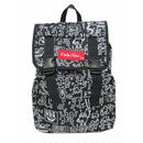Keith Haring Bag Pack  BLACK①