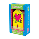 Mudpuppy Keith Haring Colors & Numbers Ring Flash Cards