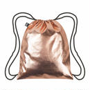 LOQI  Metallic Rose Gold BackPacks