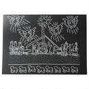 Keith Haring Holiday Notecard  キース・ヘリング クリスマス カード(SUBWAY DRAWING.1983)