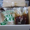 【駅そばセット】破天荒なま蕎麦とえきそばのつゆセット(4人前)