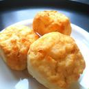 Gluten free  orange scones・グルテンフリーオレンジスコーン(3個入り)