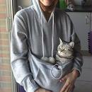 ネコちゃんと一緒