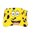 【日本未発売!!】 SpongeBob Cotton Canvas Visor(スポンジボブ・サンバイザー) /MONCHINO (モスキーノ)