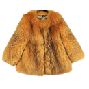 Raccoon fur Coat (ラクーンファーコート)