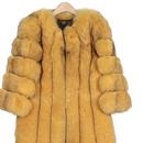 ①【¥380,000】Real Fox Fur Coat(フォックスファーコート)