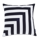 Modern Symmetric Striped Cushion Pillow Case (モダン シンメトリーストライプ)