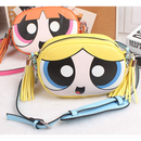 【Back In Stock!!再入荷】Power Puff Girls  Viny  Shoulder Bag (パワーパフガールズ バブルス ショルダーバッグ)