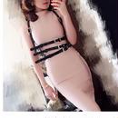 Nude Color Sexy Bandage Dress (ヌードカラー セクシーバンデージワンピ)