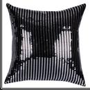 Modern Sequin Cushion Pillow Case (モダンスパンコールクッションピローケース)