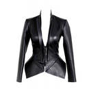 """【Bespokeオーダーメイド】3D Structured Leather Jacket  """"GaGa""""  (3D ストラクチャーレザージャケット """"ガガ"""")"""