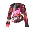 【日本未入荷!!】Art Picture Printed Jacket(アティー・ジャケット)/ Milinミリン