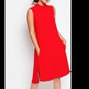 Minimam Shift Dress In Red (ミニマムシフトワンピ)