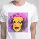 Pop ART T-Shirt ''Marylin'' (ポップアート・マリリンモンローTシャツ)