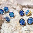 【受注商品】Mosaic opal pierce (set)